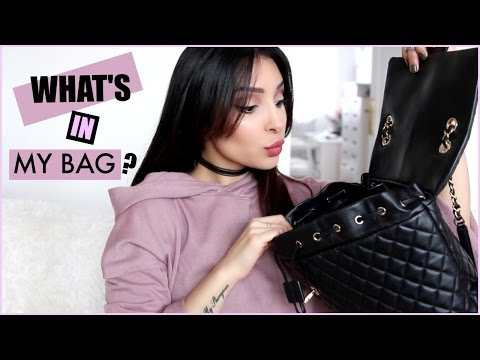 What's in my bag ? J'ai ma maison dans mon sac ! 😅