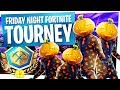 NEW Friday Fortnite Squad Event w/ 4 Pro Players - 42 Points starting late