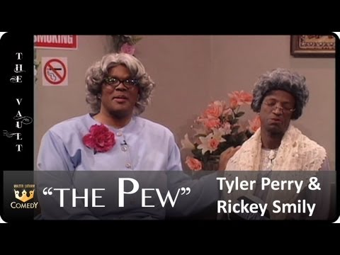Tyler Perry, Madea, Rickey Smiley