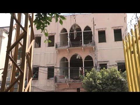 Βηρυτός: Δύο εβδομάδες μετά…