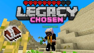 Legacy Chosen: HARDCORE COMPETITIVE Challenge - Day 3 [Minecraft 1.16 Multiplayer]