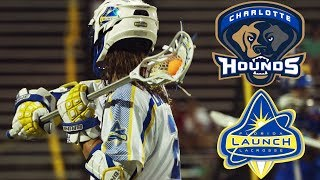 2017 MLL Highlights Florida Launch vs Charlotte HoundsOn June 24th 2017 the Florida Launch from Boca Raton Florida came to play the Charlotte Hounds in Charlotte NC.  The Hounds pulled away with a win over the Launch 18 - 14.Music - Wizard - Sixth Birthday (Don't Flop)Listen here - https://www.youtube.com/watch?v=B5RS9COk9Pc&t=4sMako Sports camera gear and film/photography gear recommendations - https://kit.com/MakoSportsLike and Subscribe for more Mako Sports Videos and Music!Instagram - @MakoSportsBusiness Inquiry's - tjstro@gmail.comLax Music playlist (YouTube) -  https://www.youtube.com/playlist?list=PL539a-XsBI3M-oh5ceMbE2i_yBhtR6xjmRent Camera Gear and Lenses - http://mbsy.co/h8rGz