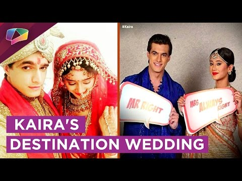 Kartik and Naira leave for their Destination Weddi