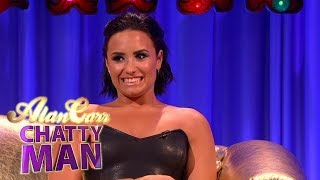 Video Demi Lovato - Full Interview on Alan Carr: Chatty Man MP3, 3GP, MP4, WEBM, AVI, FLV Juli 2018