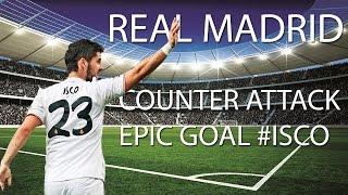 Amazing goal scored by ISCO for Real Madrid CF (Orlova Testing Team)!Check out more on our FB page facebook.com/orlovafc or on our website www.topeleven.info