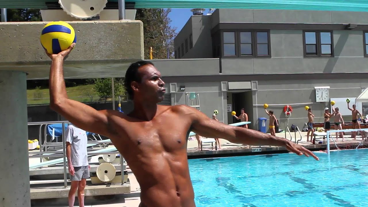 Nike Co-ed Water Polo Camps - Video