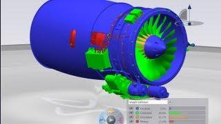 CATIA V6 | Mechanical Engineering & Design | Live Weight Design