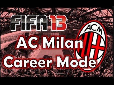 FIFA 13 - AC Milan - Career Mode - Season 2 - Episode 8 - 'Losing Ground'
