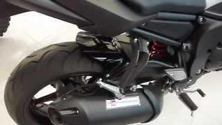 2. yamaha FZ1 2012 blanco 1000cc 147,9 Hp yamaha