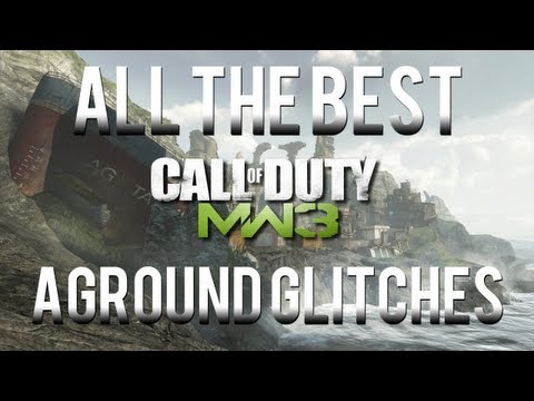 MW3 Glitches - Hey guys, SubToMyUTube here and I am here to show all the best Aground Glitches in MW3!. Thx for watching & I hoped you enjoyed! My Twitter: https://twitter....