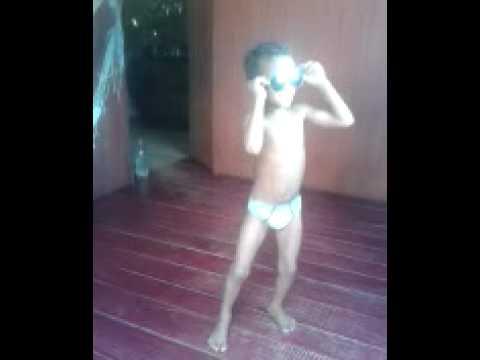 Caçula Dançando Funk, PAUINI-Am
