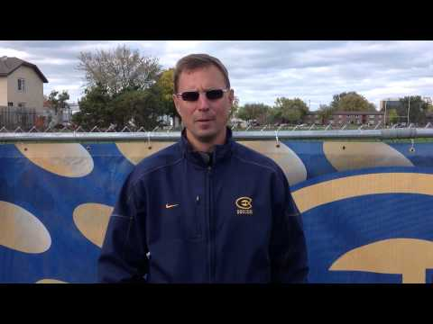 Women's Soccer - UW-Eau Claire vs. UW-Whitewater - Coach Yengo Post-Game
