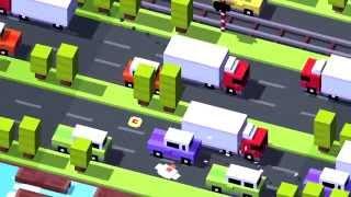 Crossy Road Trailer