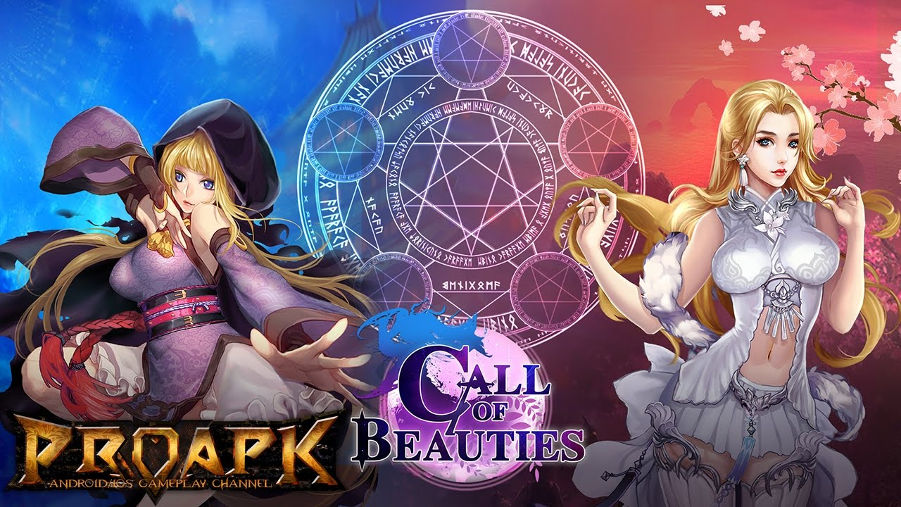 Call of Beauties