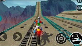 Video IMPOSSIBLE MOTOR BIKE TRACKS 3D #Dirt Motor Cycle Racer Game #Bike Games To Play #Games For Kids MP3, 3GP, MP4, WEBM, AVI, FLV Maret 2018