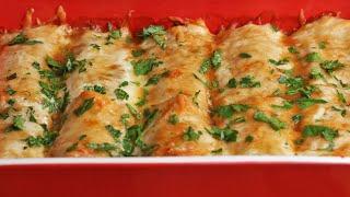 Thanksgiving Leftover Enchiladas by Tasty