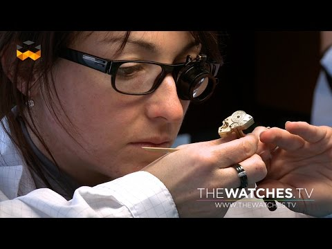 Greubel Forsey and the art of high end finishing in watchmaking