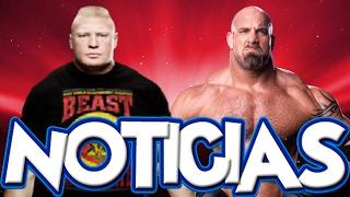 Noticia de WWE de especulacion , la lucha entre goldberg y lesnar ya esta casi confirmada , la especulación es si será por el campeonato universal , que posi...