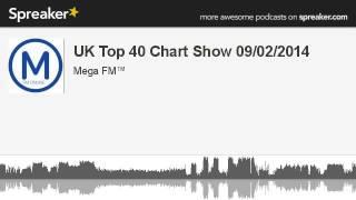 Source: http://www.spreaker.com/user/megafm2014/uk-top-40-chart-show-09-02-2014.