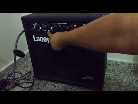 Test del Laney LX35R