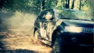 MITSUBISHI MOTORS CHINA // Mitsubishi Pajero Test-drive (08 / 2011)