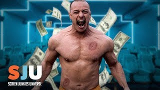 How Big Will GLASS Open This Weekend? - SJU by Clevver Movies