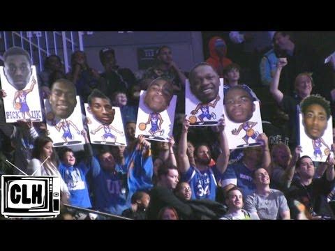 2013 Kentucky Recruits Jordan Brand Classic Highlights – Julius Randle named MVP