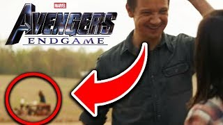 Strangest Thing You Missed In Avengers: Endgame Trailer