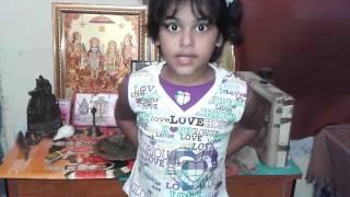 My daughter Sakshi Tripathi recited a Hindi Poem on Beti and won first prize full download video download mp3 download music download