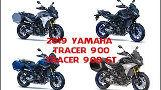 7. 2019 Yamaha Tracer 900 First Look | 14 Fast Facts | New 2019 Yamaha Tracer 900 and Tracer 900 GT