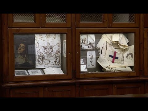 The secret archives of the Inquisition, in the heart of the Vatican