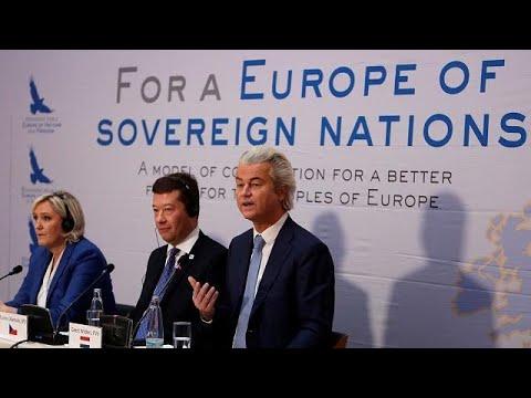Rechtspopulisten in Prag: EU