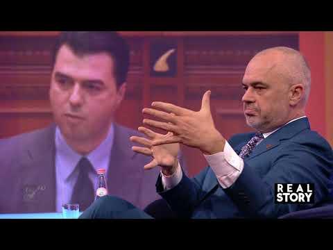 Real Story - Negociatat me Europen   Edi Rama   Pj. 2 - 19 Prill - Vizion Plus (видео)