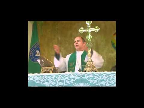 Santa Missa com Dom Valdir Irineu Backmann - Catedral Santo Expedito Sarandi - Paraná - 10 -06-12