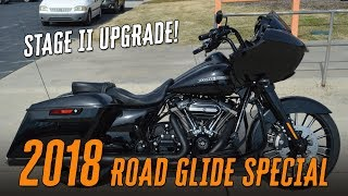 8. 2018 Harley-Davidson FLTRXS Road Glide Special Greensboro, Winston-Salem, Raleigh, Charlotte