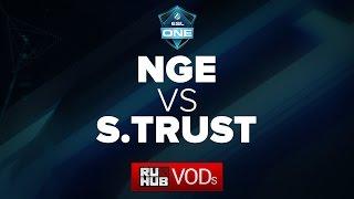 Signature vs NGE, game 2