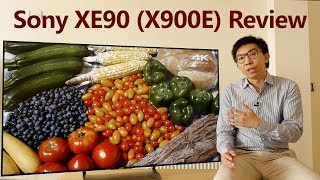 Sony XE90 (X900E) TV Review
