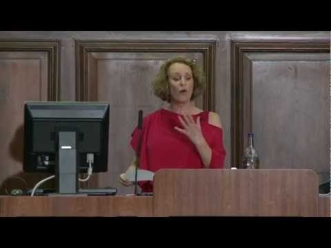 Dr. Philippa Gregory - International Women  's Day Vortrag