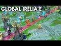 IRELIA E = GLOBAL SNIPES?! Game Breaking Bug!