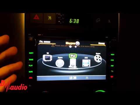 Штатное головное устройство Chevrolet Captiva / Epica 2006-2011