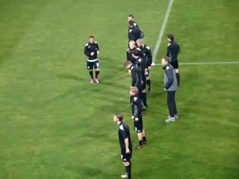 FC Utrecht in Boekarest