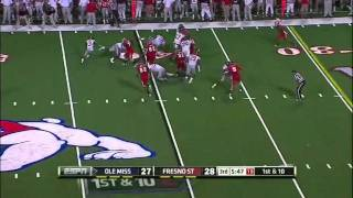 Logan Harrell vs Ole Miss 2011 vs  (2011)