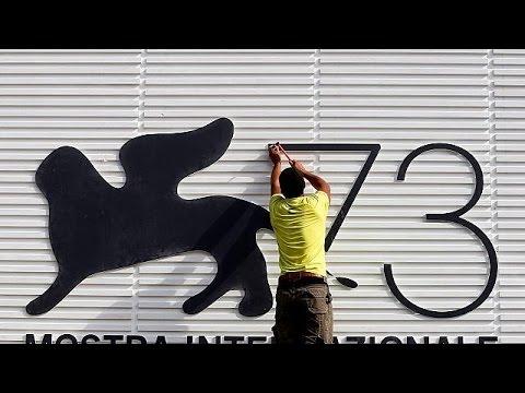 Ανοίγει η αυλαία του 73ου Κινηματογραφικού Φεστιβάλ Βενετίας