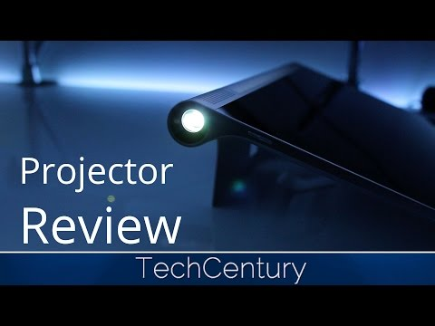 Lenovo Yoga Tablet 2 Pro - Projector Review