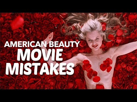 10 Biggest American Beauty Goofs You Totally Missed | American Beauty MOVIE MISTAKES & Fails