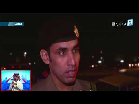 #فيديو :: المرور السري يرصد فاقدي الوعي في طرق الرياض ويضبط حشيش ومواد مسكرة