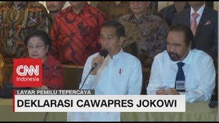 Video Surprise! Jokowi Pilih Ma'ruf Amin Jadi Cawapres #Pilpres2019 MP3, 3GP, MP4, WEBM, AVI, FLV November 2018