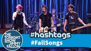 5 Seconds of Summer Hashtags: #FallSongs - YouTube