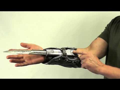 Клинок ассасина схема своими руками