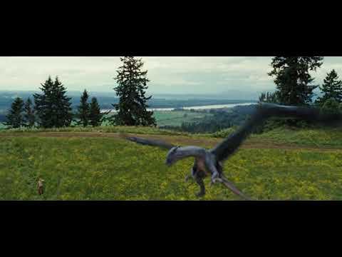 Eragon movie the Dragon entry sence